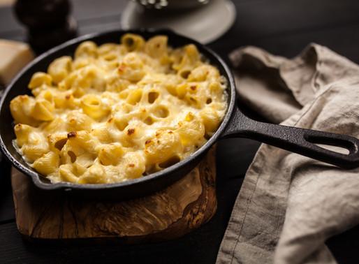 Smooth & Mellow Baked Macaroni & Cheese