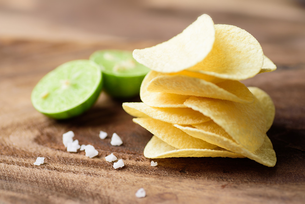 Rosetta's Farm   Lime Potato Chips Recipe