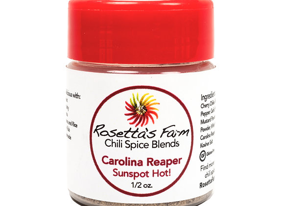 Carolina Reaper | Sunspot Hot | 1/2 oz.