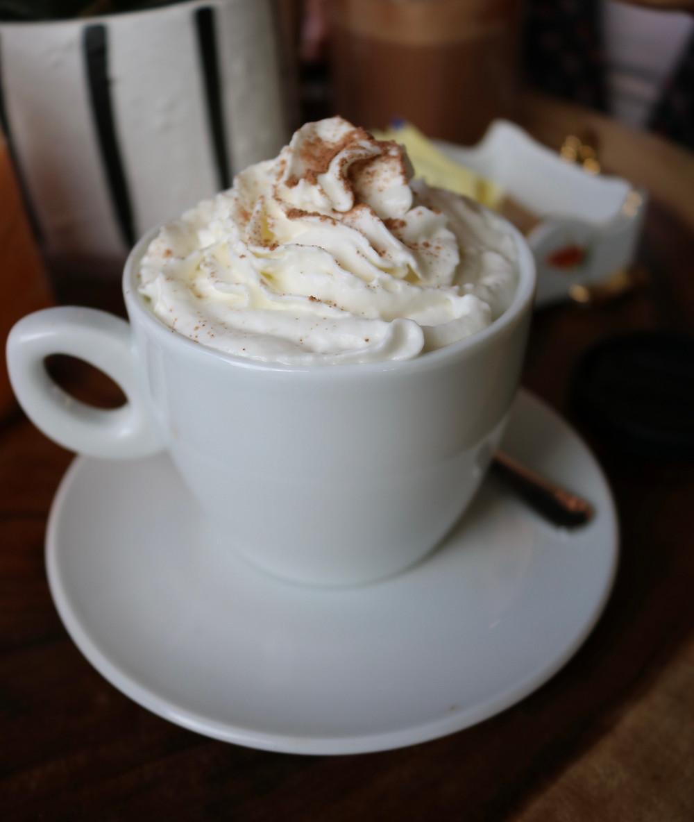 Rosetta's Farm Spicy Hot Chocolate Recipe