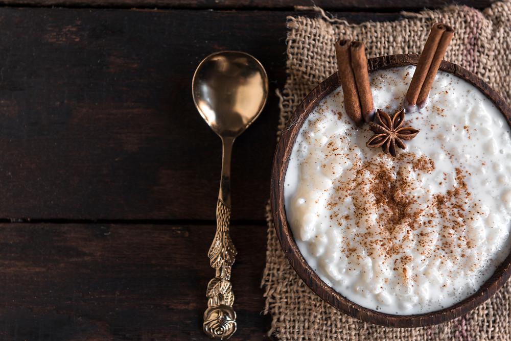 Rice Pudding Recipe | Rosetta's Farm