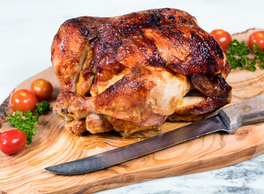 Add Flavor to Every Day Foods – Rotisserie Chicken