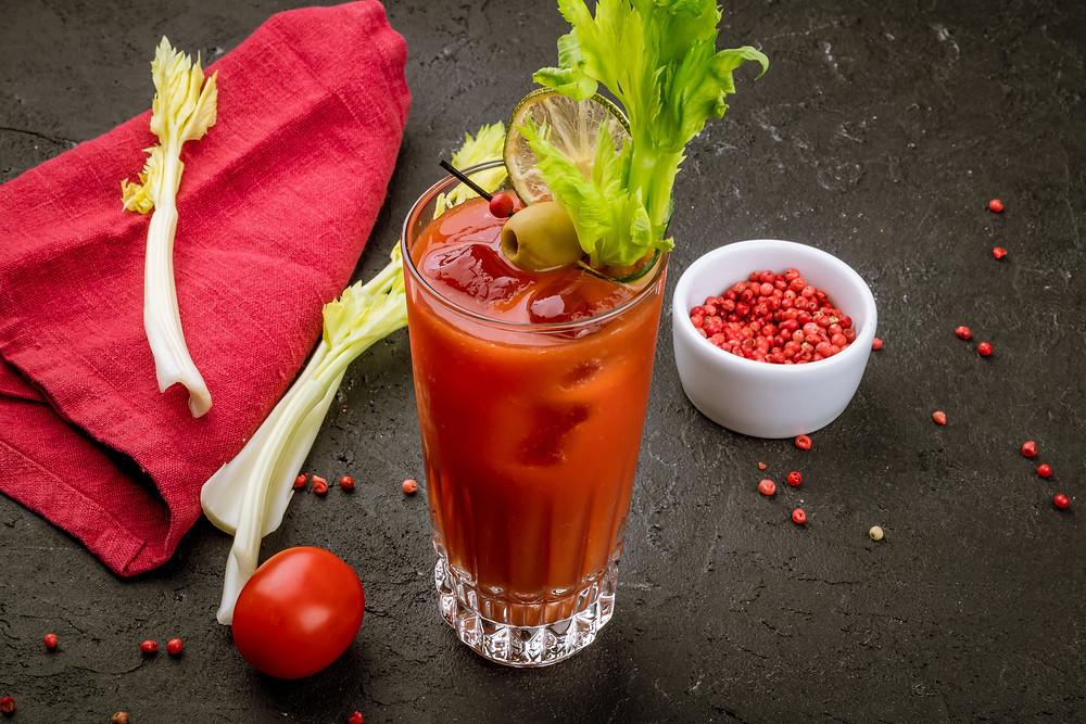 Rosetta's Farm | Bloody Mary Recipe Smooth & Mellow