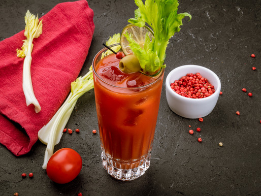 Smooth & Mellow Bloody Mary