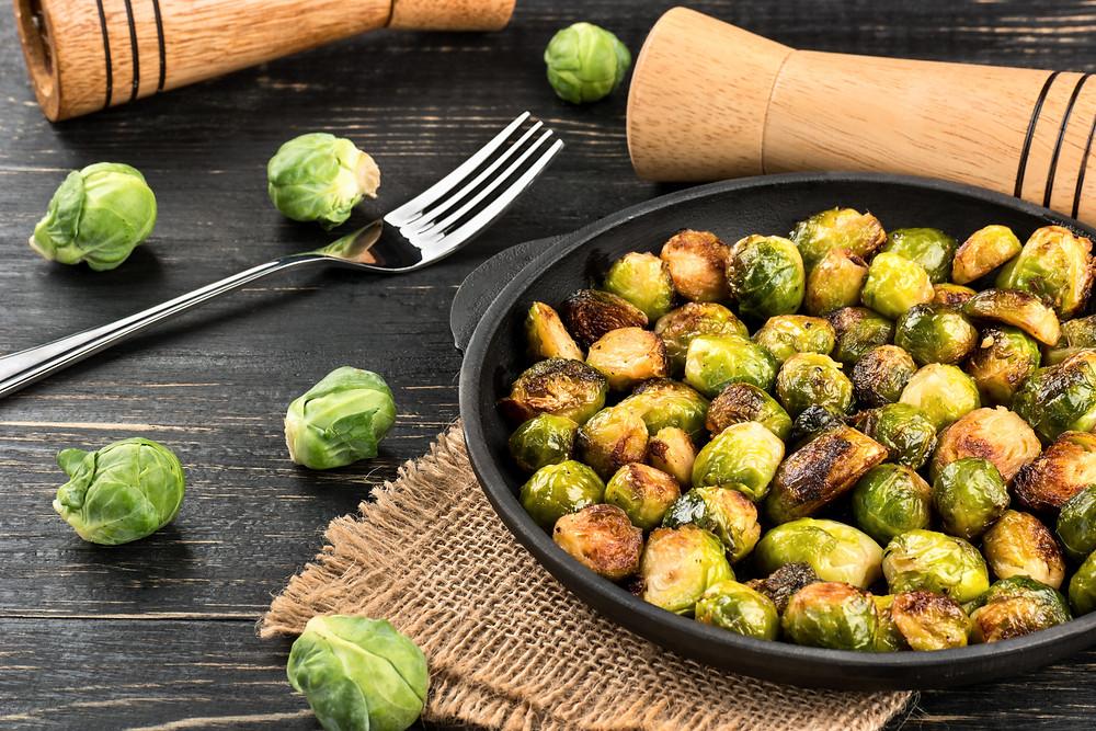Rosetta's Farm Glazed Brussel Sprouts Recipe