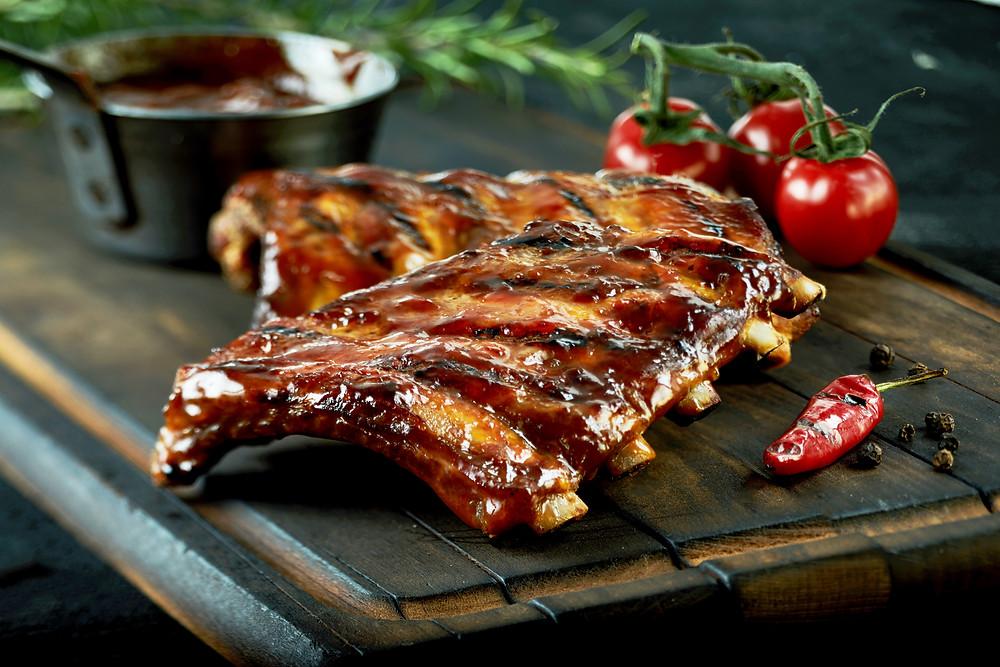 Rosetta's Farm | BBQ Ribs Recipe