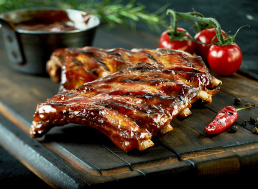 Cherry Pepper Sweet & Easy Country Ribs