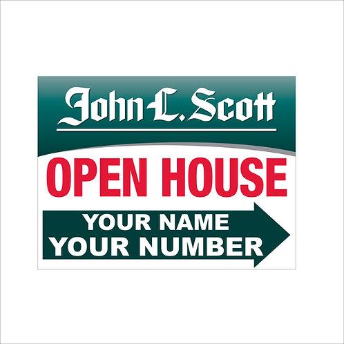 "18""x24"" Corex Open House Signs"