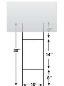 Light Duty Step Stake