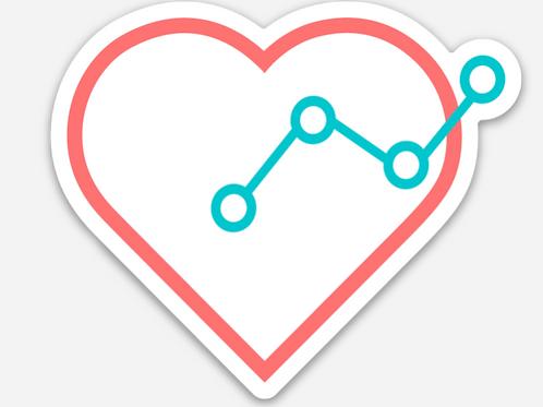 Heart Logo Magnet