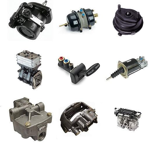 Air Brake Equipments