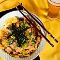 Oyakodon  親子丼