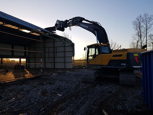 Renovatie sloopwerken regio Utrecht en Z