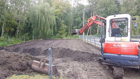 Terreinverharding regio Utrecht en Zuid-