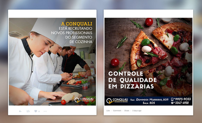 CONQUALI Consultoria Alimentar