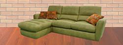 Перетяжка дивана в Тюмени