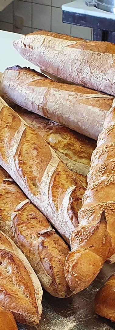 Baguettes et Viennoiserie