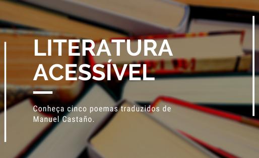 Poemas traduzidos de Manuel Castaño