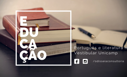 Português e literatura no Vestibular Unicamp