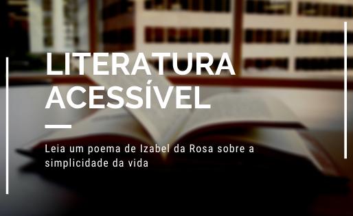 Poema de Izabel da Rosa