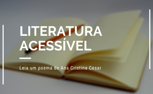 Poema de Ana Cristina Cesar