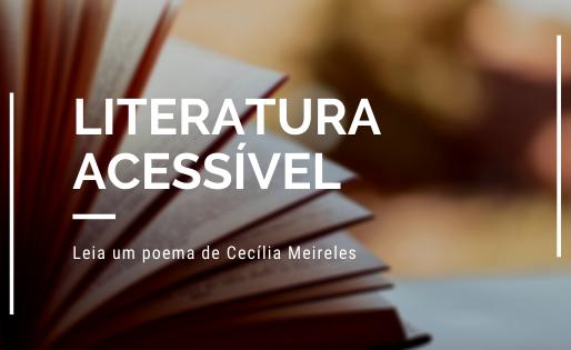 Poema de Cecília Meireles