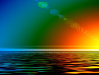 De zon als voeding en medicijn