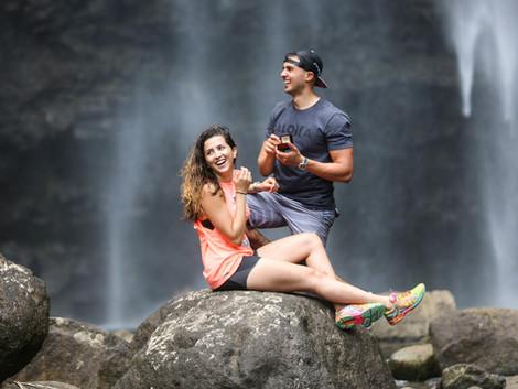 My Best secret proposal Photoshoot in kauai