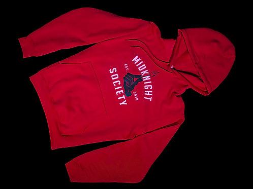 MKS Red Hoodie