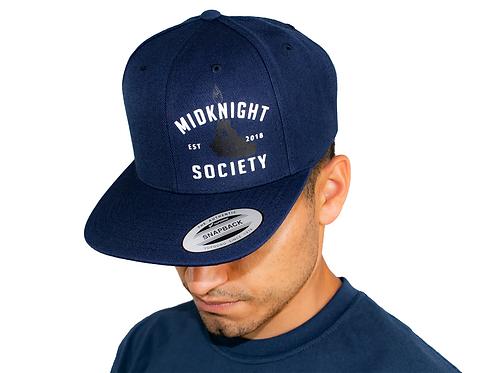 Blue New Era Hat