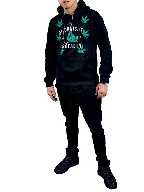MKS Green/Black Chronic Track Suit