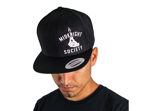Black New Era Hat