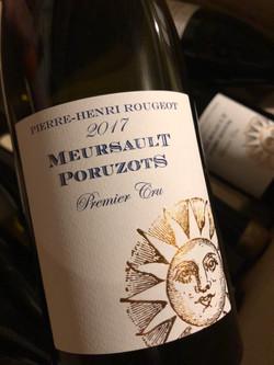 Meursault Poruzots 1er Cru