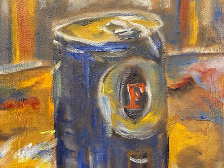May 16th, Oil Can