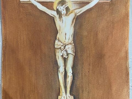 May 11, The Crucifixion