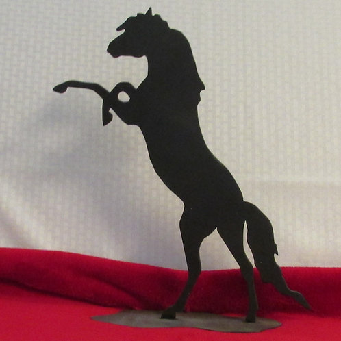 Rearing Mustang - Horse