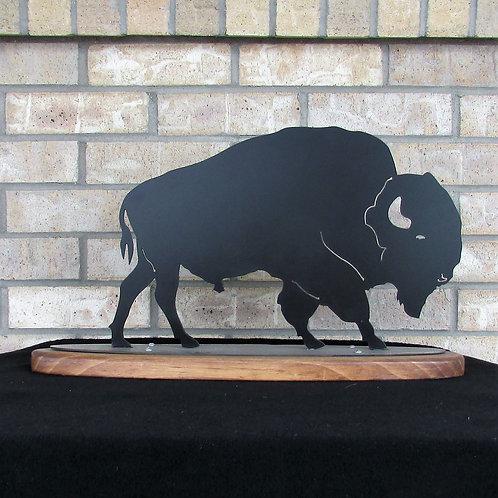 Buffalo Presentation Piece