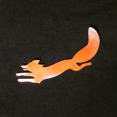 Whimsical Fox - Running