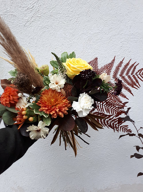 Large Seasonal Fall Bouquet