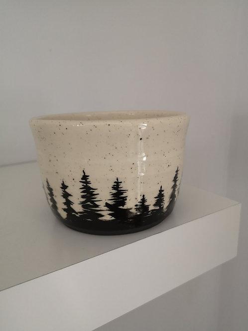Speckle Tree Pot- Earth & Ember