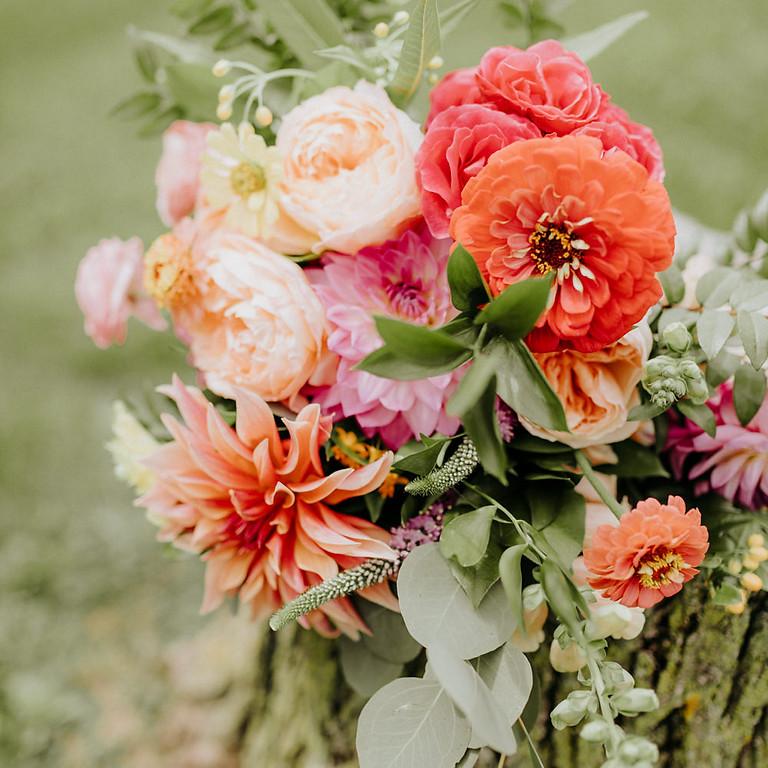 Summer Flower Crowns & Vase Arrangment Workshop