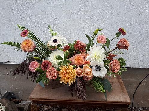 Small Seasonal Flower Arrangement