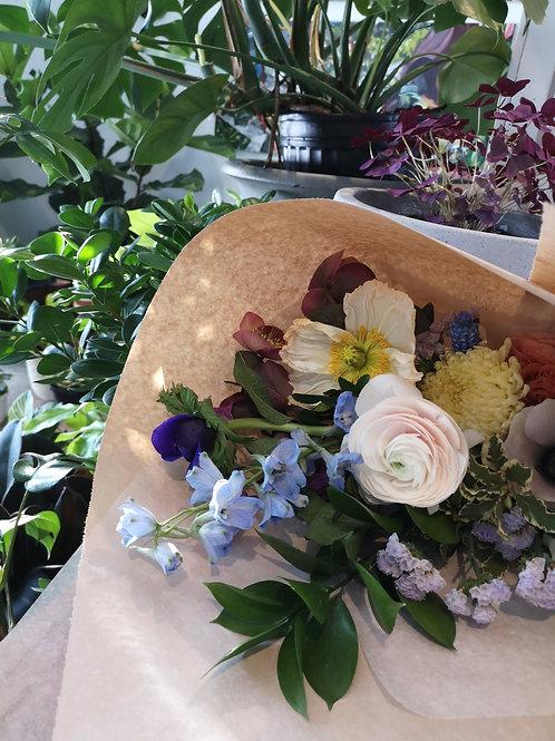3 Month Seasonal Flower Bouquet Subscription