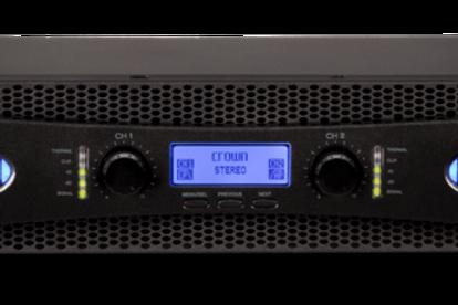 Crown XLS 1502 2 Channel Power Amplifier