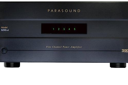 PARASOUND 5250 v.2 5 Channel Amplifier