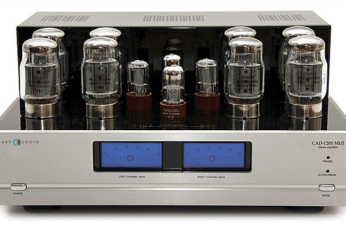 Cary CAD 120S MKII 2 Channel Tube Amplifier