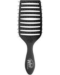 Wet Brush Paddle Vent Brush in black