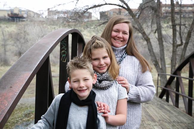 Van Valkenburg Family