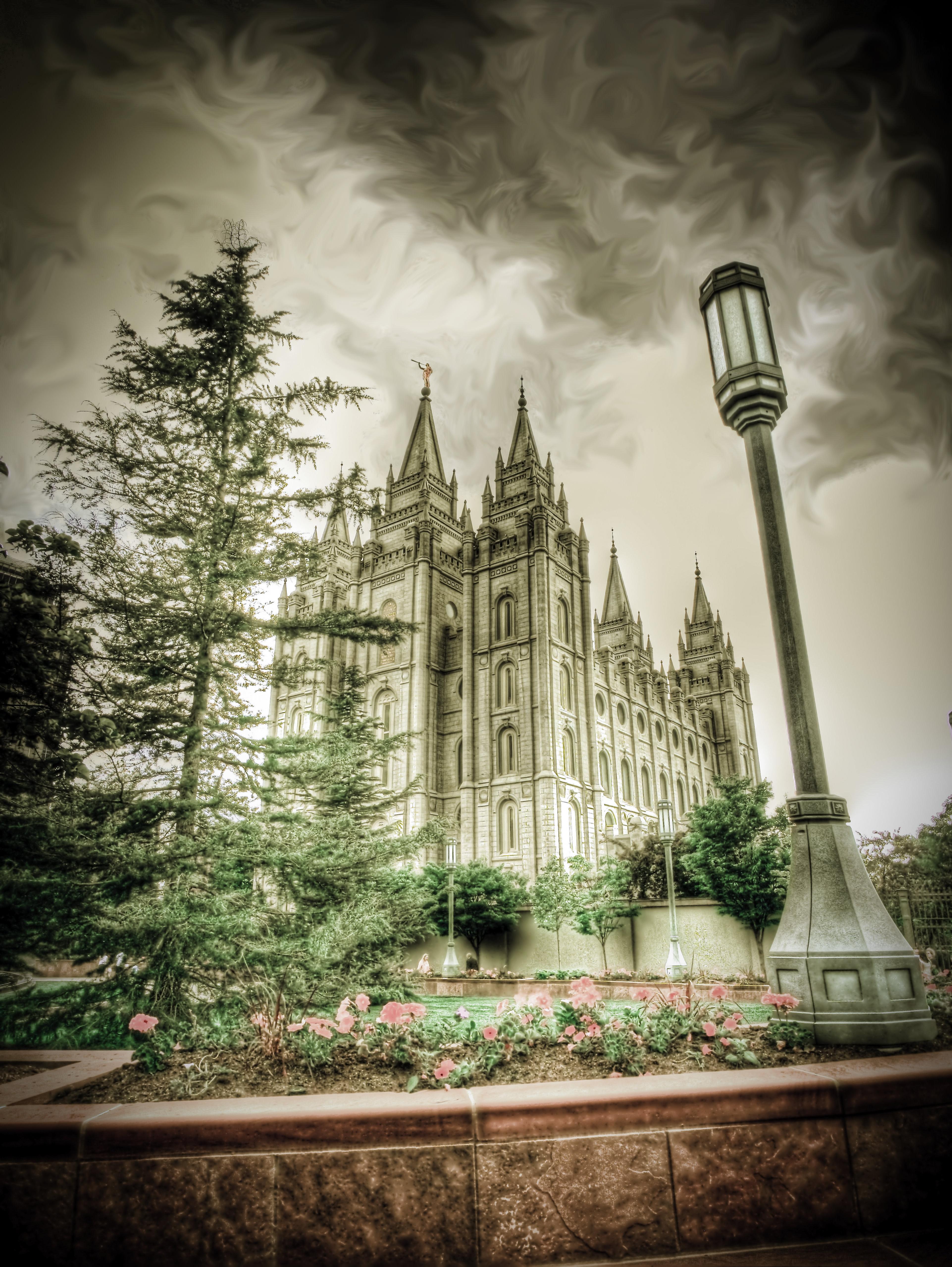 Salt Lake City - Dreamscape