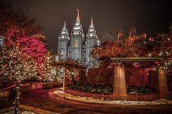 Salt Lake City - Christmas
